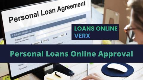 Personal Loans Online Approval